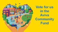 Please support our Aviva Community Fund bid